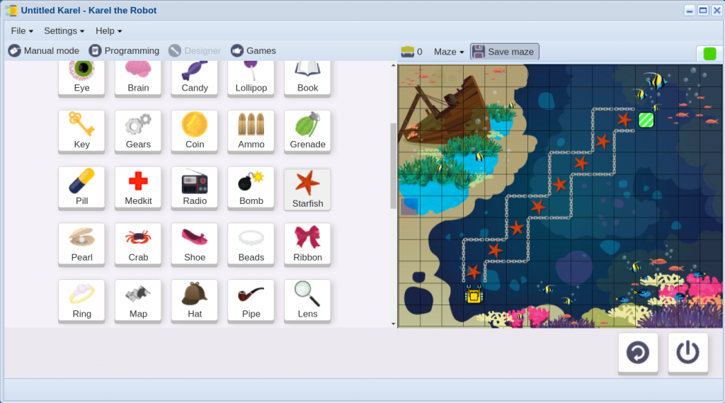 Create Your Own Karel Coding Game – Part 2 | NCLab