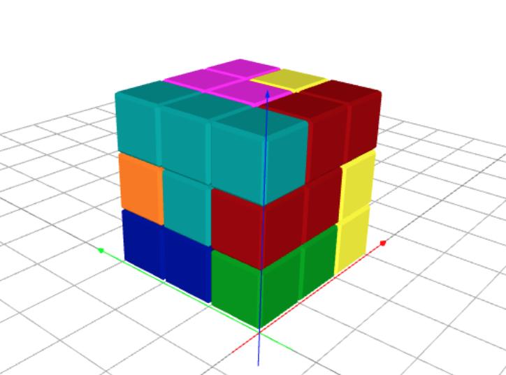 Visual-spatial reasoning