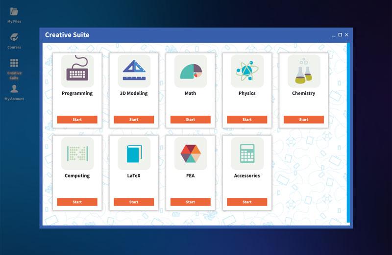 NCLab Desktop